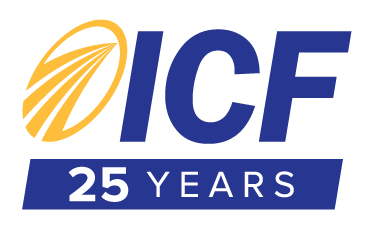ICF_25Years_Stacked_Color